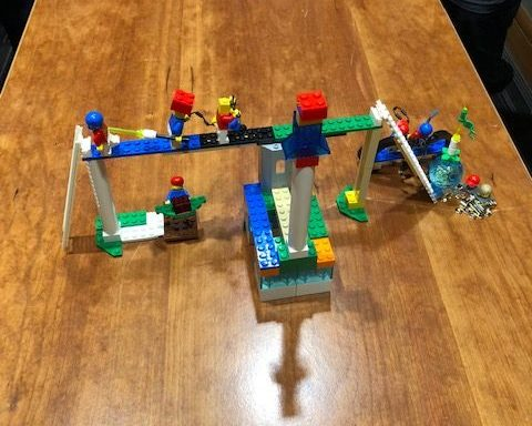 A LEGO SERIOUS PLAY Model