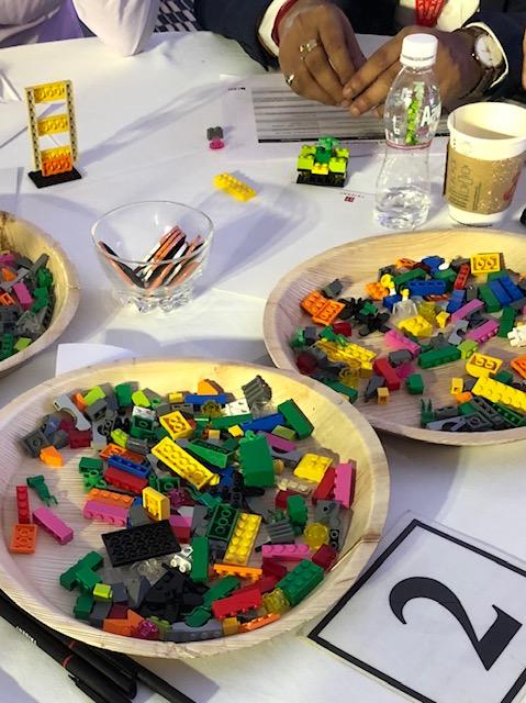 LEGO(R) SERIOUS PLAY(R) WORKSHOP